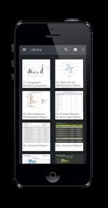 6.1 mobile screen 156x300 - Tibco Spotfire® Jaspersoft — лучшее решение для бизнес-аналитики