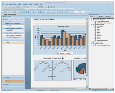 crystal 10 - Crystal Reports® Server