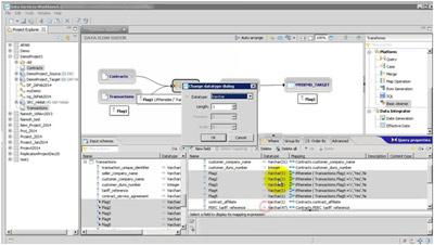 etl 5 - SAP ETL- интеграция данных