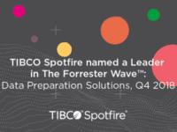 b2ap3 thumbnail 2 1 - TIBCO Spotfire назван лидером в Forrester Wave ™: решения для подготовки данных, Q4 2018