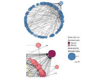 network 2 - 10 лучших JavaScript библиотек для визуализации данных на графиках и диаграммах