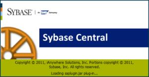 sybase central 300x156 - Sybase IQ — Уникальное хранилище данных