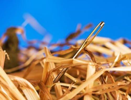 Временные ряды и поиск иголки в стоге сена