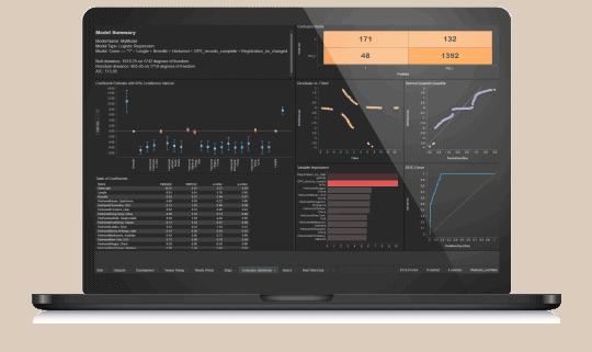 benefit screen blacklaptop unique data science language integration - Прогнозная аналитика