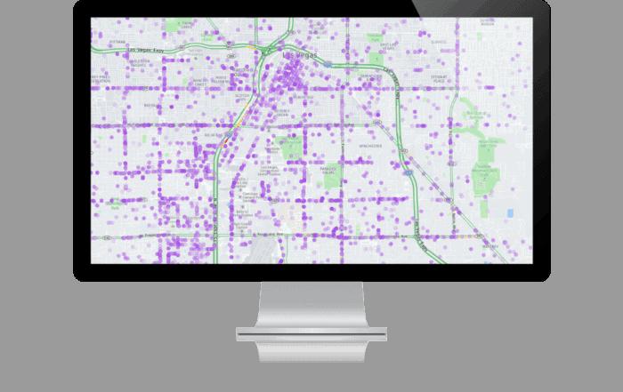 benefit screen display unparalleled location analytics 700x441 - Tibco Spotfire® платформа аналитики BI