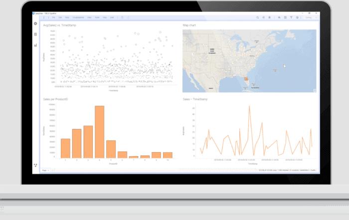 benefit screen laptop realtime streaming analytics 700x441 - Tibco Spotfire® платформа аналитики BI