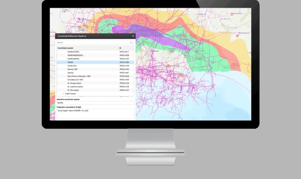 benefits screenshot display gis standards 1024x609 - Аналитика местоположения -Геоаналитика