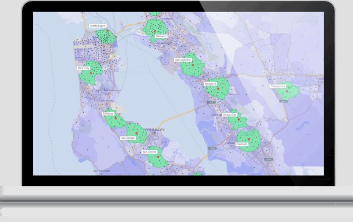 benefits screenshot laptop location services 700x441 - Аналитика местоположения -Геоаналитика