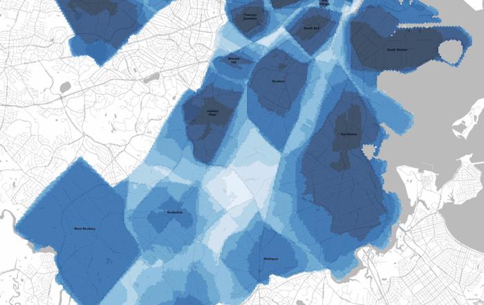 boston neighborhoods 2x 700x441 - Алгоритм Δλ: визуальные атомы, часть 3