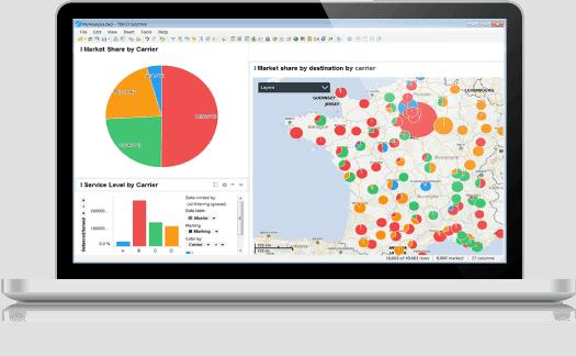 capacity planning screenshot 0 - Телекоммуникационная аналитика