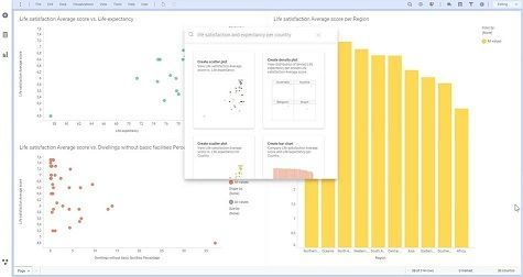 spotfire screenshot 1 - Spotfire или Tableau. Выбор BI