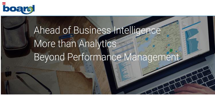 board - 20 самых популярных инструментов бизнес-аналитики (BI)