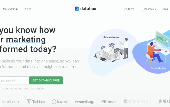 databox homepage 700x441 - Что такое KPI