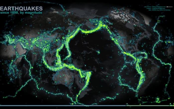 earthquakes 2x 1 700x441 - Реальность данных икаркас визуализации