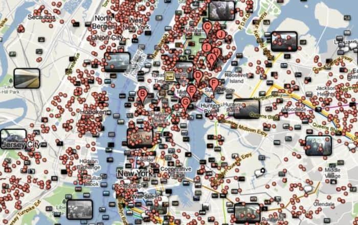 to much data on map 700x441 - Визуализация данных - Как правильно выбрать тип диаграммы?