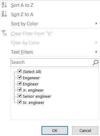 excel example 325x441 - Лучшие 9 инструментов HR аналитики