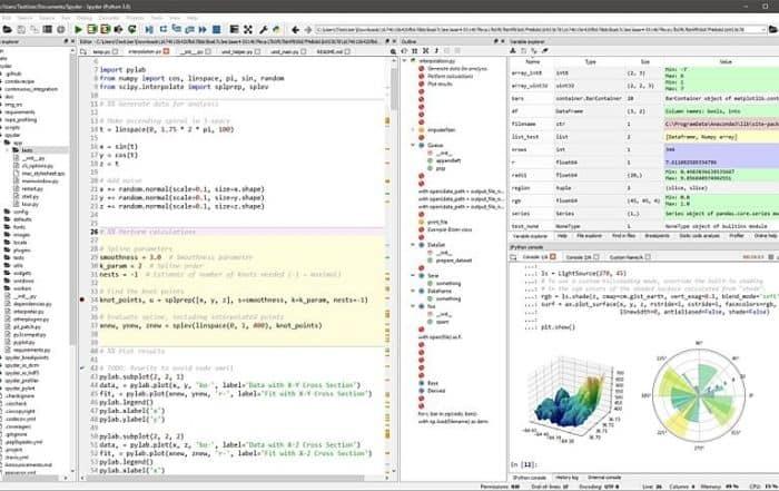 hr analytics tool spyder python 700x441 - Лучшие 9 инструментов HR аналитики